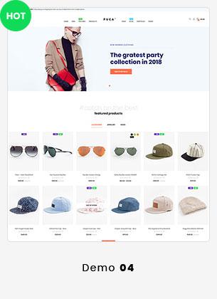 Puca - Optimized Mobile WooCommerce Theme - 15