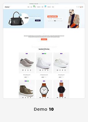 Puca - Optimized Mobile WooCommerce Theme - 21