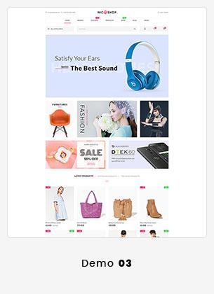 Puca - Optimized Mobile WooCommerce Theme - 50