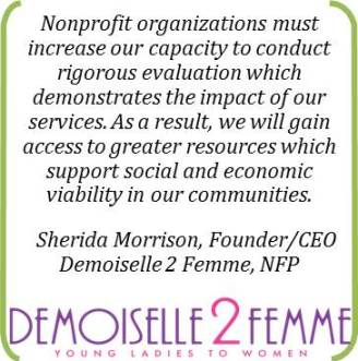 Website Quote - Sherida Morrison- Research and Evaluation page