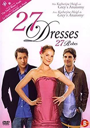 affiche du film 27 robes