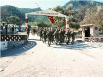 Turkish Troops Enter Command Center in Cyprus