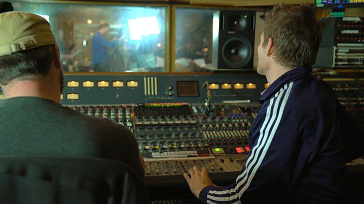 Music Recording Studio - Demo My Song - Trystan Matthews