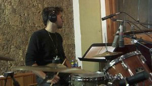 Music Recording Studio - Demo My Song - Drummer - Leo Friere
