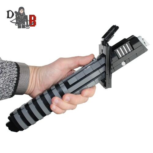 Lego Mandalorian Darksaber 2
