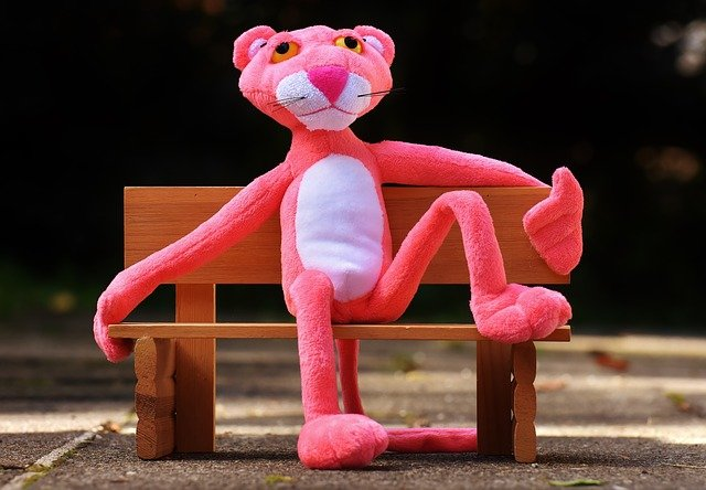 Watch out for the Pink Panther.