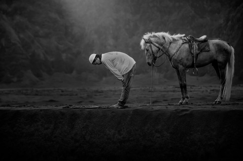 pray by Muhammad Berkati