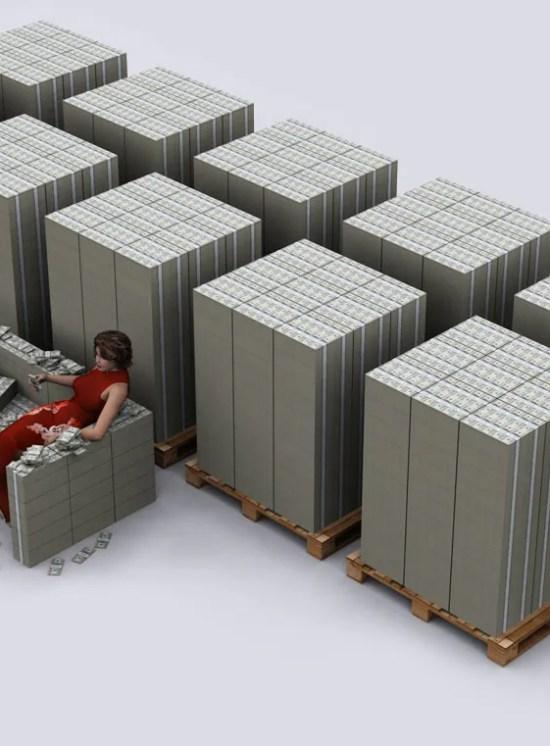 Demonocracy.info - $1,000,000,000 - One Billion Dollars