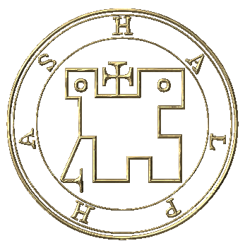 Halphas Sigil