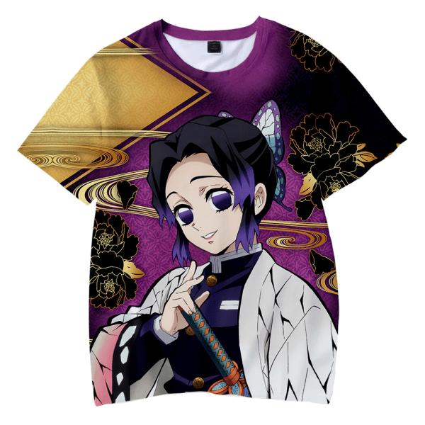 anime shirts shinobu