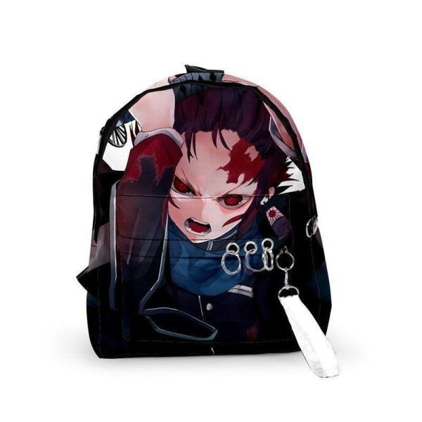 Tanjiro's Anger Backpack - Demon Slayer Merch