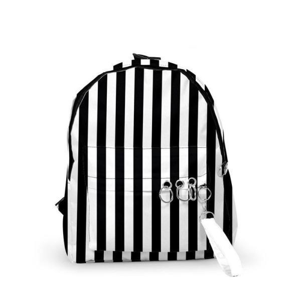 Obanai Iguro Pattern Backpack