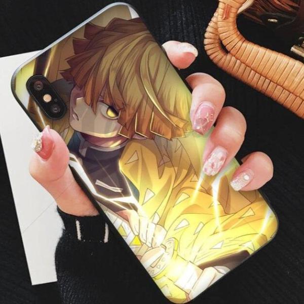 zenitsu iphone 10r case