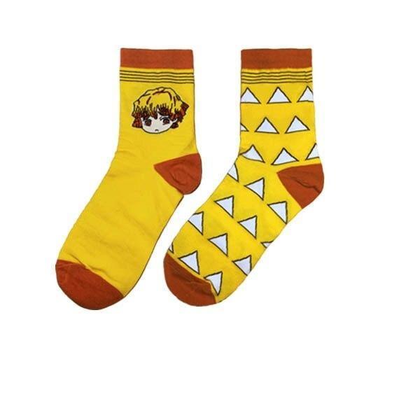 Zenitsu Socks