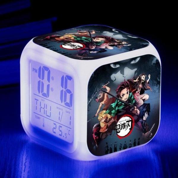 Demon Slayer Anime Clock - Demon Slayer Merch