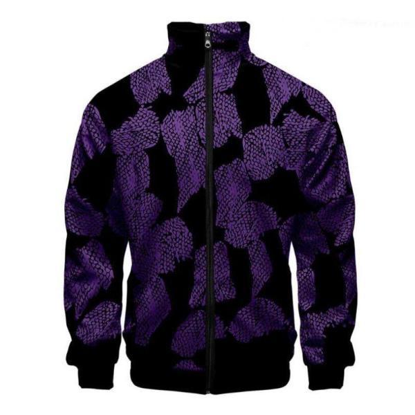 Kokushibo Pattern Jacket