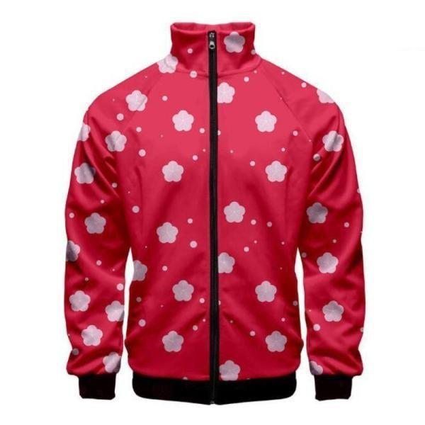 Makomo Pattern Jacket
