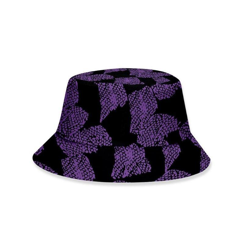 Kokushibou Pattern Bucket Hat