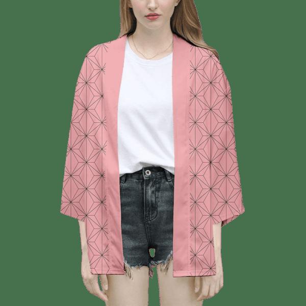 Nezuko Kimono Pattern | Demon Slayer Shop