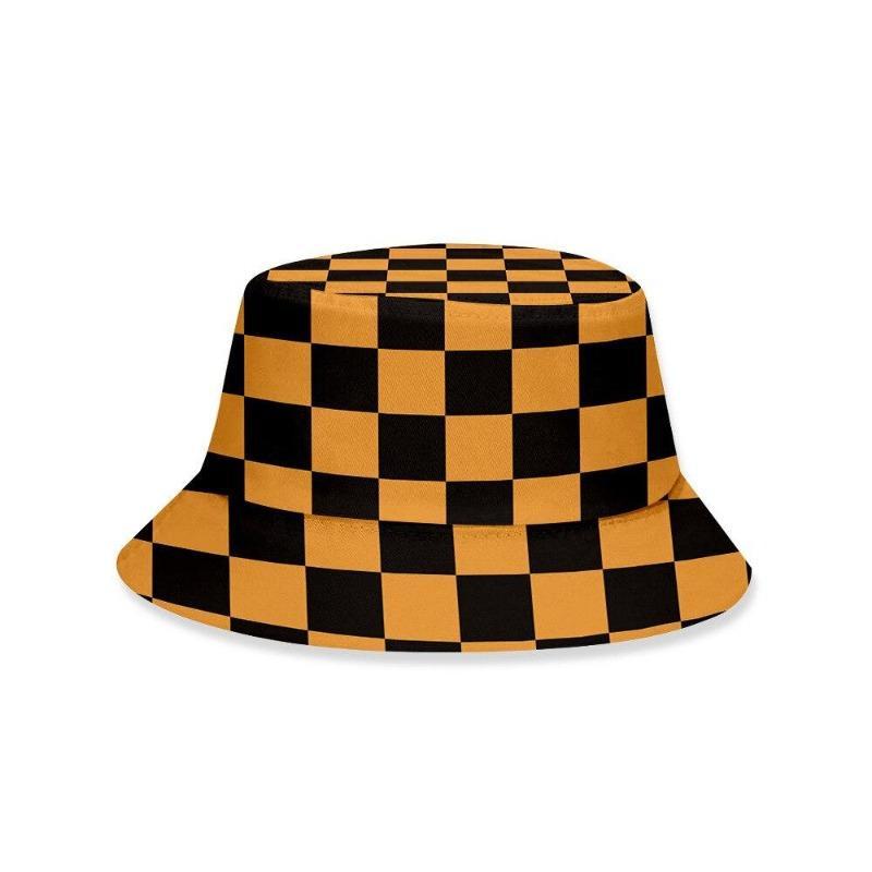 Tanjuro Pattern Bucket Hat