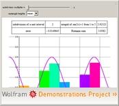 Integration by Riemann Sums