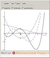 Polynomials and Derivatives