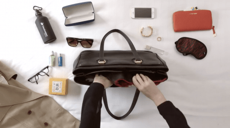 Cole Haan Presents the Tali Tote