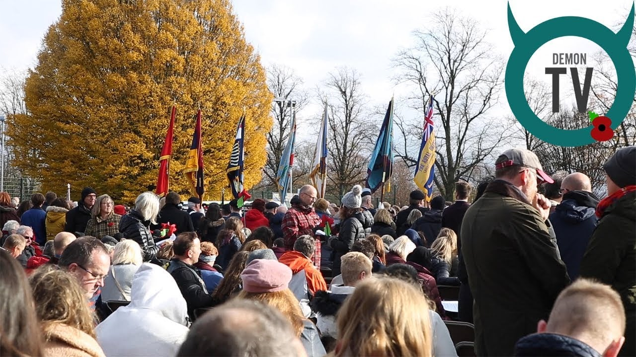 Remembrance Day 2018