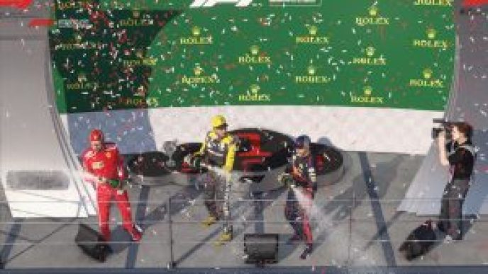 F1 2018 Review 6