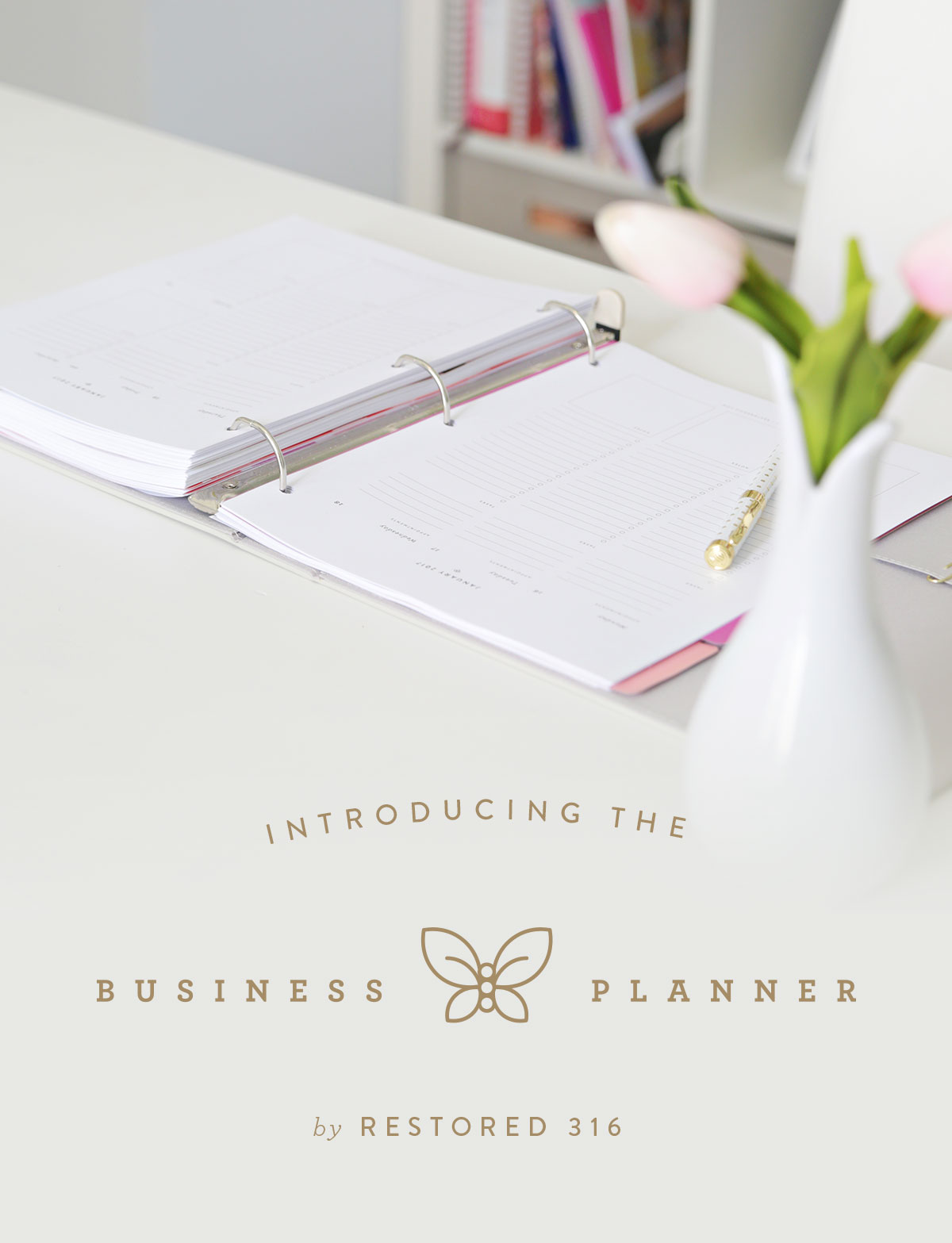 Restored 316 Business Planner