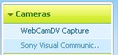 Asi se puede cambiar de cámara en cámara