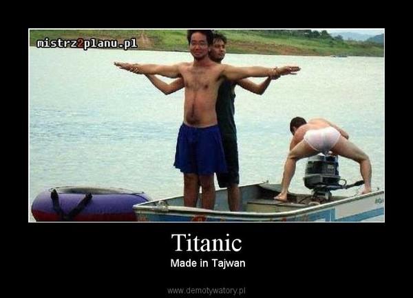 Titanic – Demotywatory.pl