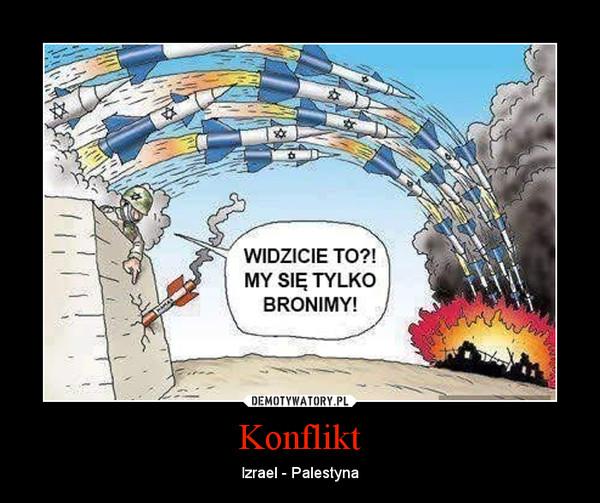 Konflikt – Demotywatory.pl