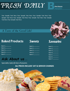 free food flyer 5