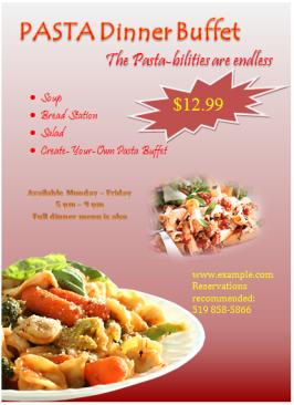 free food flyer16