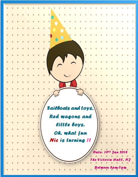 1st birthday invitaion template-6