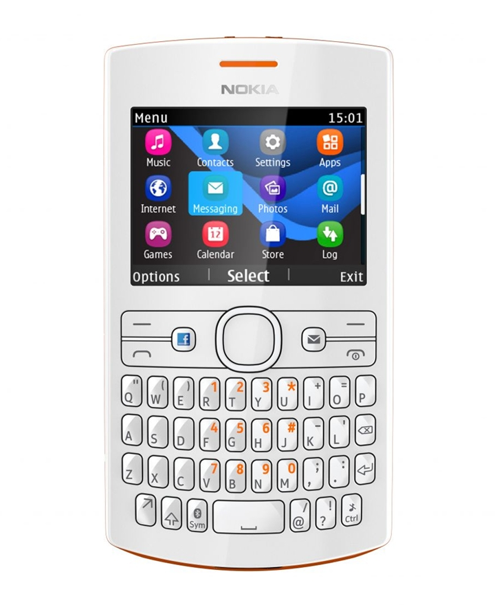 First of its kind: Nokia Asha 205 Dual Sim