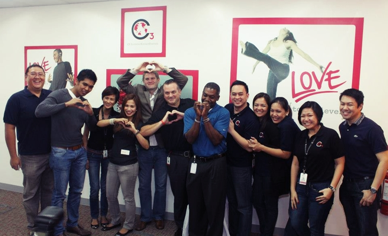 C3/CustomerContactChannels Philippines Staff