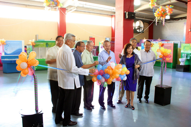 PSC and DOST-PCIEERD launched Exhibits on Environment