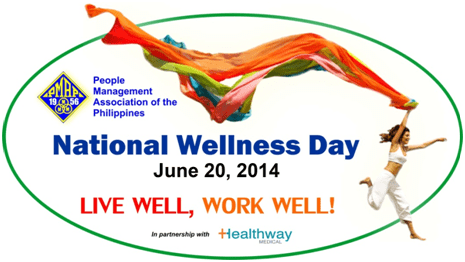June 20 is National Wellness Day
