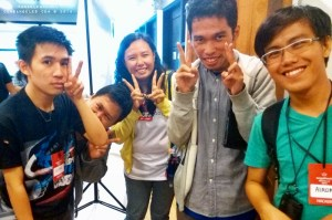 Friends from SourceScript Innovations :)