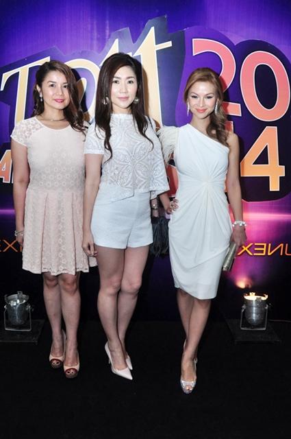 Maila Garcia, Nikki Tang, Princess Violago