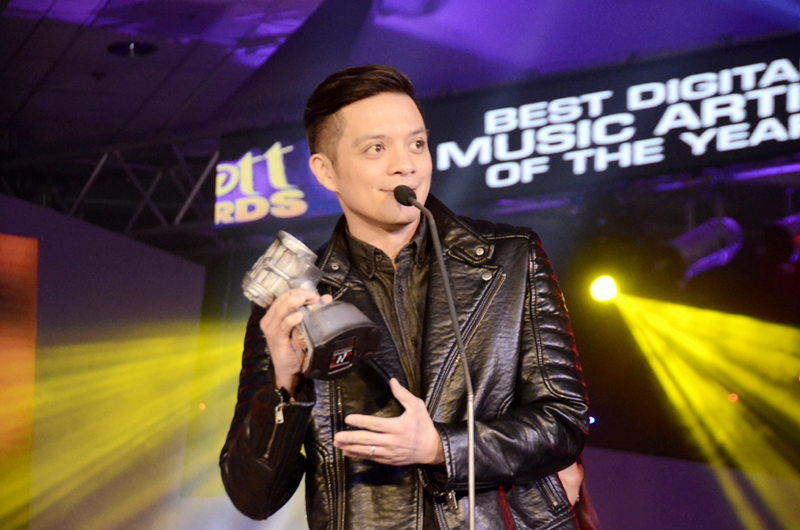 Bamboo for Best Digital Music Artist