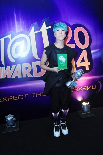 Vice Ganda for Trending Twitter Phenom of the Year