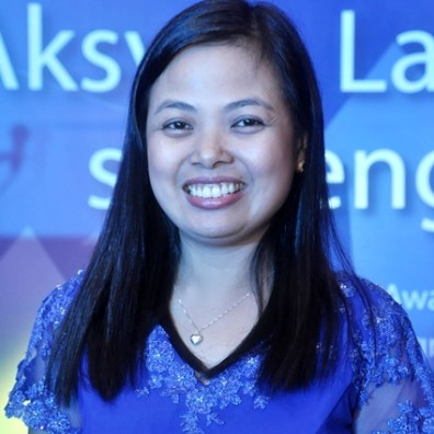 Ms. Rachel Gamboa, Group Product Manager for Calpol