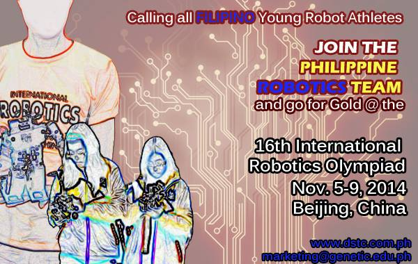 PH students off to compete in Beijing robotics olympiad
