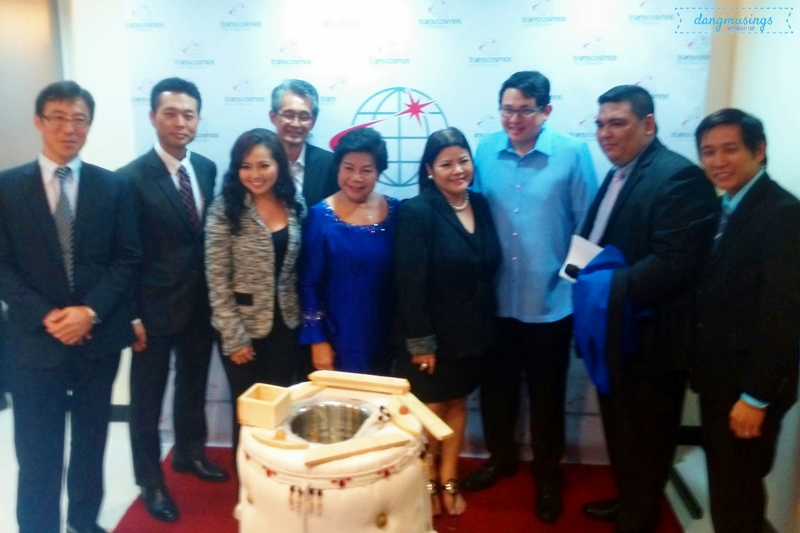 transcosmos Asia Philippines now serving global market