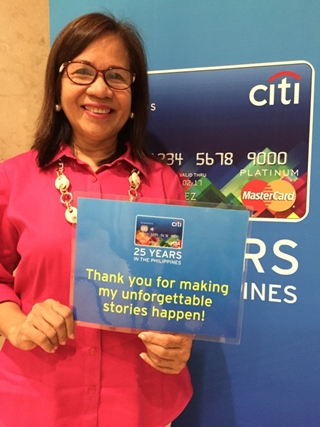Citi My Unforgettable Story's first winner off to a gourmet food tour in Japan