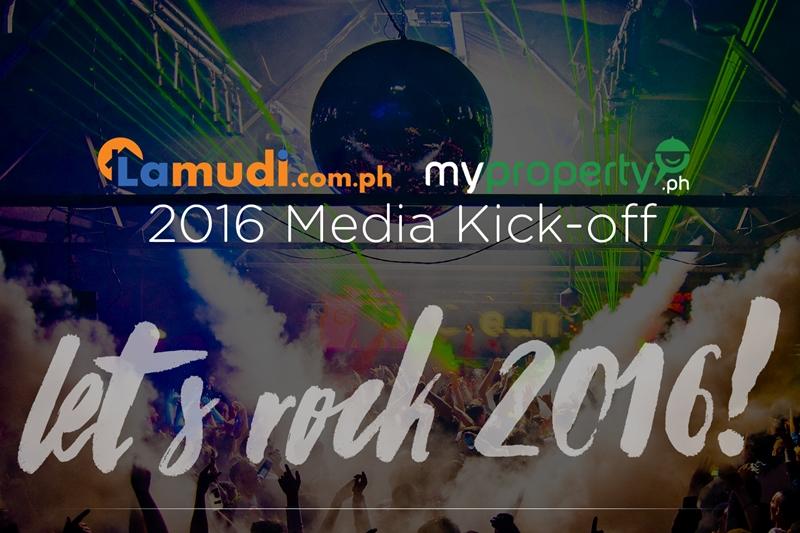 Lamudi Philippines' Media Kick Off 2016 Highlights