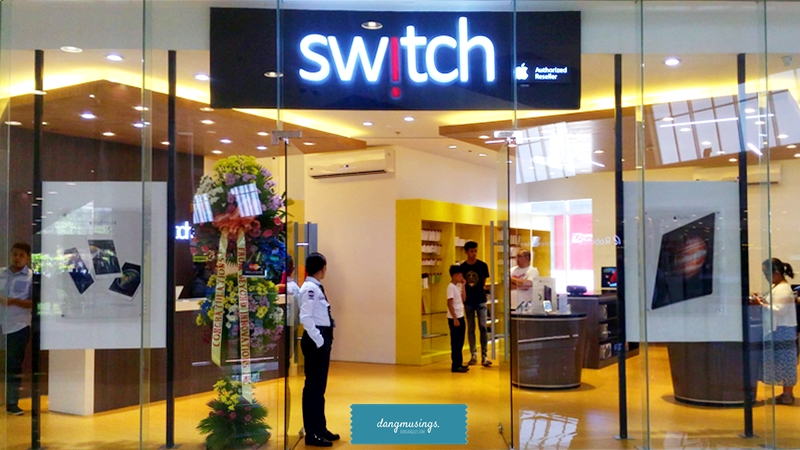Switch sets up shop at Robinsons Place Antipolo